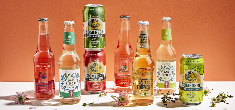 Serenade Spring with these Delicious Cider Cocktails
