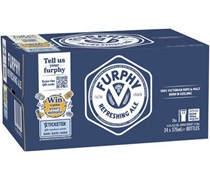 Furphy Refreshing Ale Bottle 375mL