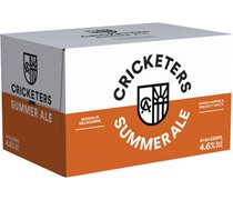 Cricketers Arms Scorcher Summer Ale Bottle 330mL
