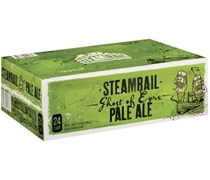 Steamrail Pale Ale Can 375mL