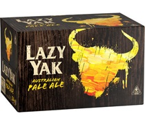 Matilda Bay Lazy Yak Session Ale Bottle 345mL