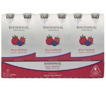 Rekorderlig Wildberry Cocktail Bottle 330mL