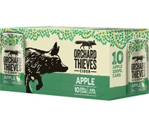 Orchard Thieves 12 Pack Crisp Apple Cider Can 330mL