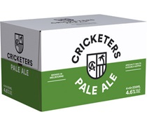 Cricketers Arms Spearhead Pale Ale 4.6% Bottle 330mL