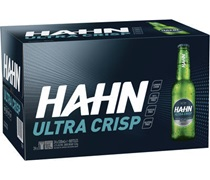 Hahn Ultra Crisp Bottle 330mL
