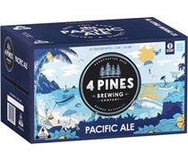 4 Pines Brewing Pacific Ale Bottle 330mL