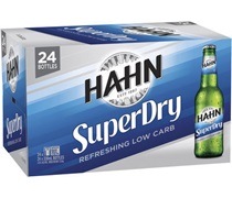 Hahn Super Dry Bottle 330mL