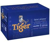 Tiger Lager Bottle 330mL