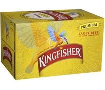 Kingfisher Bottle 330mL