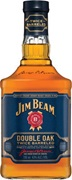 Jim Beam Double Oak Bourbon 700mL