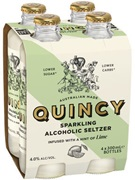 Quincy Lime Alcoholic Seltzers 300mL