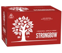 Strongbow Classic Apple Cider Bottle 355mL